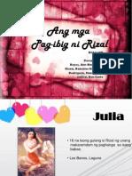 Pag-ibig Ni Rizal