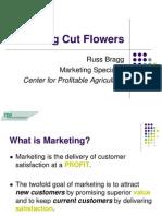 Marketing Cut Flowers