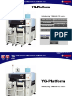 Yg Series Presentation