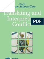 Translating and Interpreting Conflict - Myriam Salama-Carr