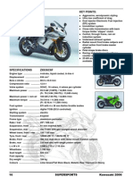 Zx-6r f 2006 Specifications