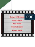 Bahasa Indonesia K.D 1.2