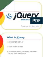 JQueryPresentation