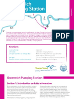 Greenwich Pumping Station SIP