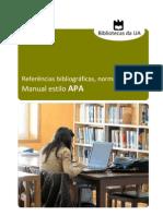 Normas APA 5 edição
