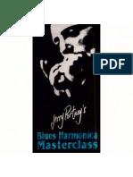 Blues Harmonica Master Class by Jerry Portnoy