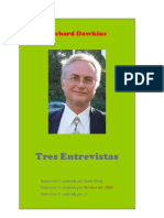 3 Entrevistas a Richard Dawkins