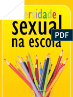Cartilha - Diversidade sexual na escola