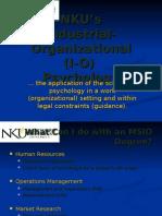 NKU Presentation Indusrial Psychology
