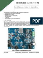 Sensor Less BLDC Motor-RD