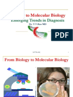 Biology to Molecular Biology Emerging Trands
