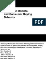 Marketing Consumer Behaviour Prashant