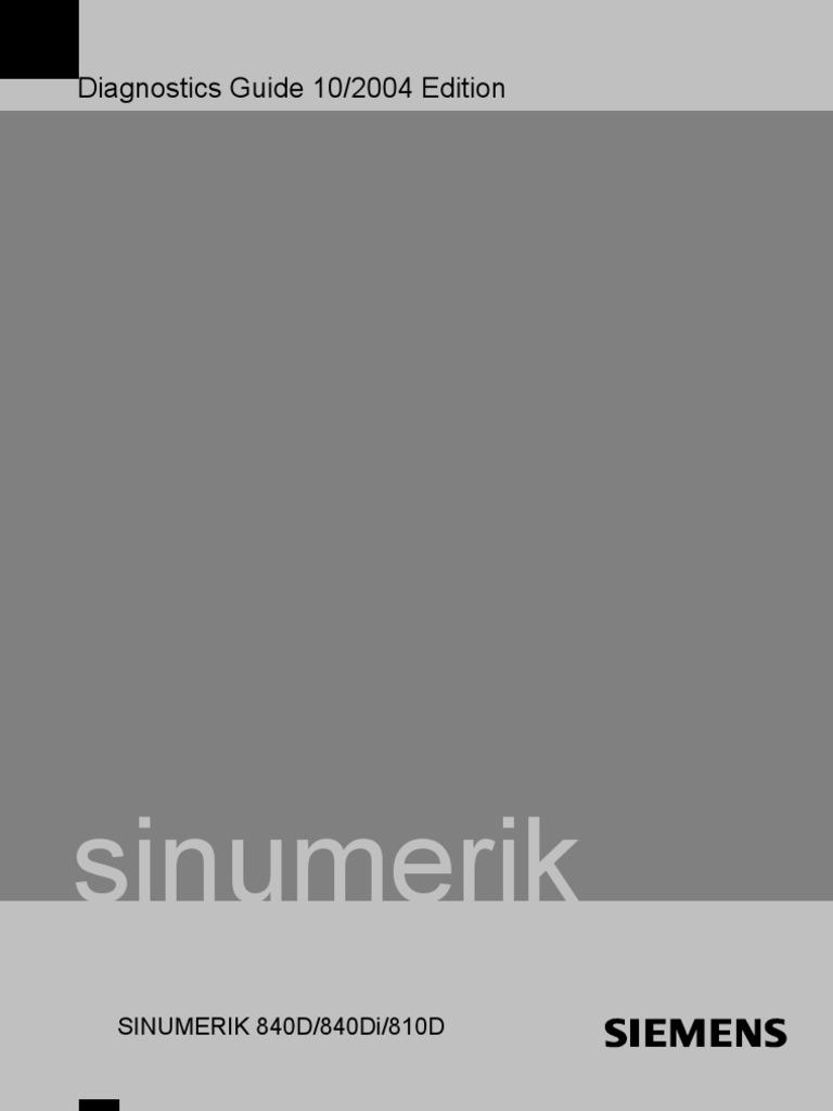 Sinumerik 840d/840di/810d.