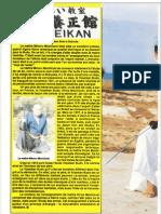 Article Yoseikan Budo - Magazine Inconnu 2