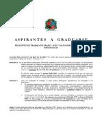 Información de Requisitos para la entrega de Tesis en Biblioteca - Graduandos