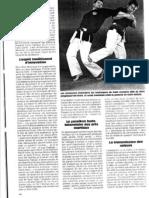 Article sur le Yoseikan Budo - Karate 190 - 04-1992