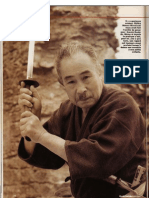 Article sur le Yoseikan Budo - Karate 278 - 04-2000