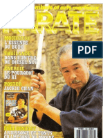 Article sur le Yoseikan Budo - Karate 139 - 09-1987