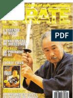 Article sur le Yoseikan Budo - Karate 139 - 09-1987