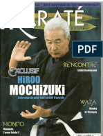 Article sur le Yoseikan Budo - Karat Magazine - 2000