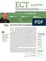 Lettre du député du Val de Marne N°14 - octobre11