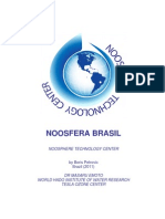 NOOSFERA BRASIL - Closed Eco-System Research Center