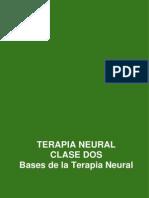 TN02 Bases de Terapia Neural