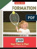 CPD Funformation Spring 2012
