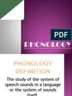 Phonology Presentation