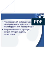 Classification of Proteins