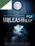 Unleashed by Nancy Holder, Debbie Viguie
