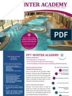 FP7-Winter Academy -2012