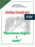 Material Navidad Juvenil 2011