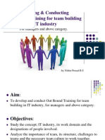 Outbound Training for employee efficiency at any industry.