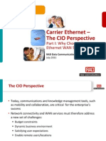 22481 Carrier Ethernet for CIOs PartI
