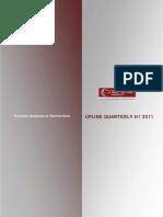 Upline Quarterly h1 2011