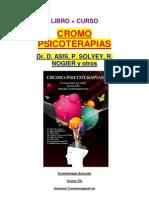 CROMO-PSICOTERAPIAS - CURSO EN DVD