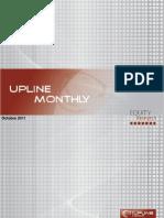 Upline Monthly Octobre 2011