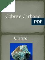 Cobre e Carbono