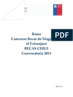 Bases Becas Chile Mag