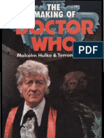 The Making of Doctor Who - Malcolm Hulke Terrance Dicks Piccolo 1972