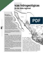 Cuencas Hidrogeologicas Mexico