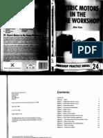 Workshop Practice Series - 24 - Electric Motors in the Home Workshop (Afmg)