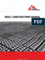 MSF Small Constructions Manual