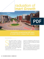 The Graduation of Smart Growth