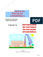 metodologia de controle a poluição - capitulo 7