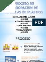 Procesos de Fabric a Con de Botellas Plasticas
