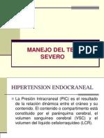 Manejo Del Tec Severo