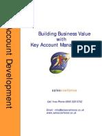 Key Account Workshop Brochure