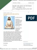 Christ-IshaUpanishad-The Kingdom of God is Within You - Luke17_21_ Isha Upanishad and the Rabbi Called Ysha Ha-notsri